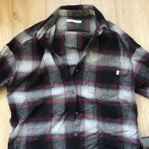 Obey Flannel Shirt